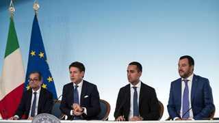 Italian cabinet adopts budget, meeting deadline
