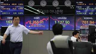 Asian markets higher after Wall Street drop