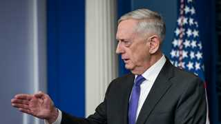 Mattis: Trump and I never talked about me leaving