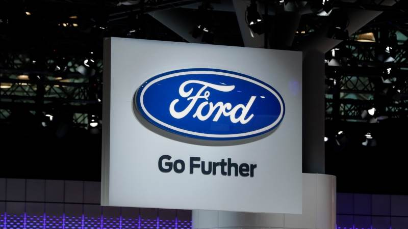 Ford releases new SUV model in China