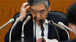 Kuroda: Forward guidance stiffens inflation outlook