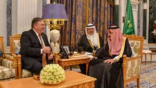 Pompeo thanks Saudi king for commitment to Khashoggi probe