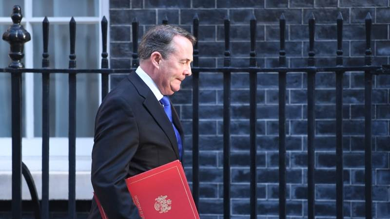 Ending Irish backstop is London's 'sovereign decision' - Liam Fox