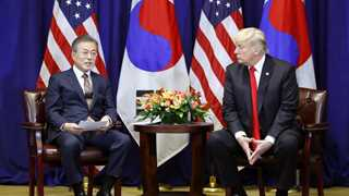 Seoul doesn't need US approval to lift N.Korea sanctions - Moon adviser