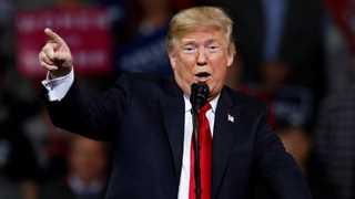 Trump praises Rick Scott, endorses Ron DeSantis