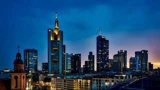 Europe ends sharply lower as global trade worries persist
