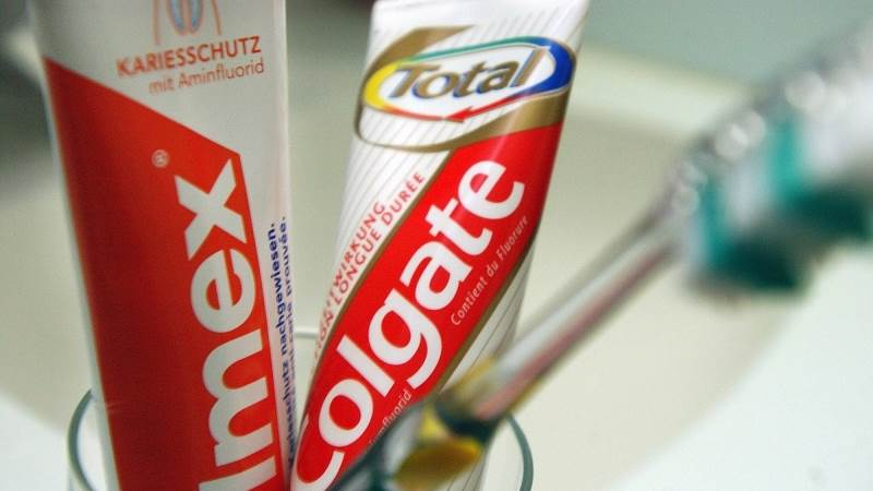 Colgate-Palmolive reports net sales of $3 8 billion in Q3
