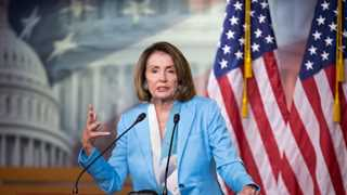 Pelosi: Troop deployment to Mexico border political