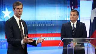 Cruz has 3-point advantage over O'Rourke - Poll