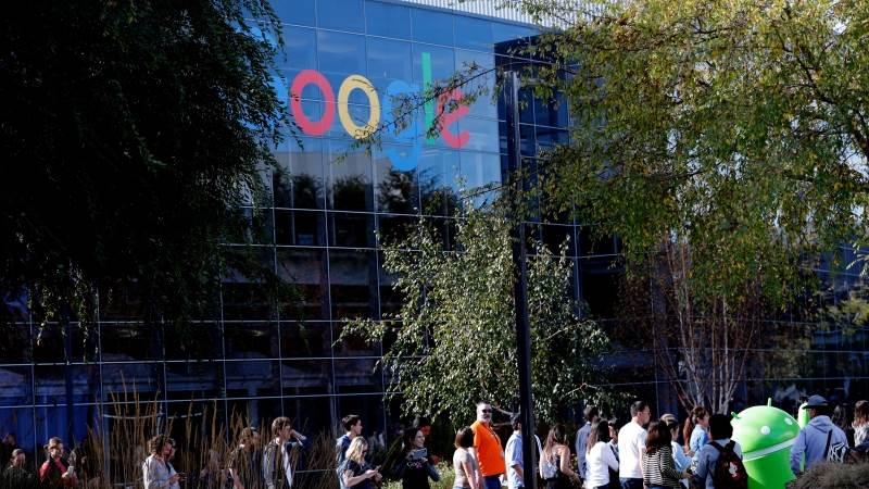 Google employees protest worldwide