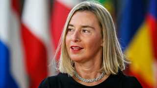 EU condemns new US anti-Iran sanctions