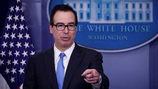 Mnuchin: Iran sanctions target banks, energy, shipping