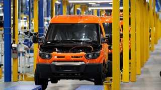 German factory orders rise 0.3% in September