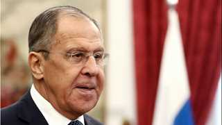 Lavrov: Iran sanctions 'absolutely illegitimate'