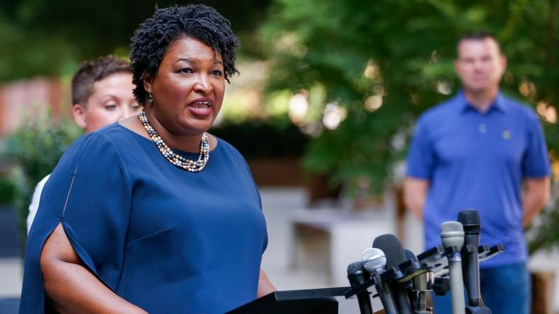 Kemp declares victory in Georgia, Abrams rejects it
