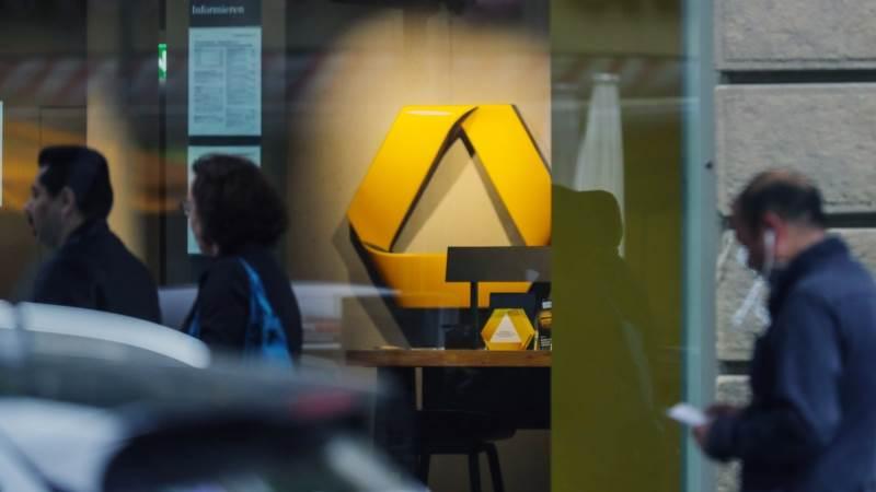 Commerzbank halves profit to €218m in Q3