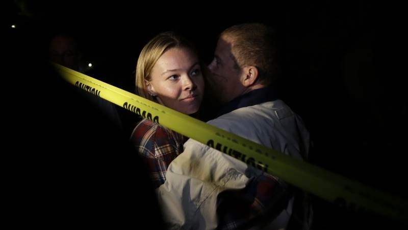Thousand Oaks shooter killed - police