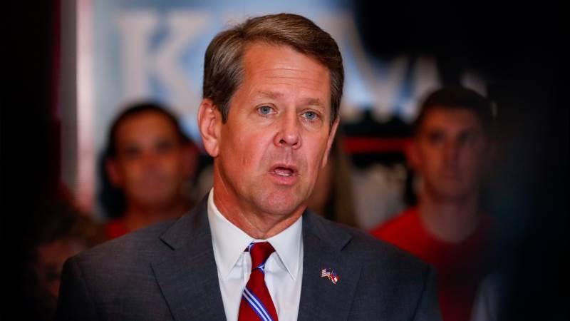 Kemp quits as Georgia secretary of state