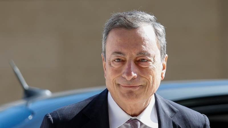 Draghi: EU needs to prepare for no-deal Brexit