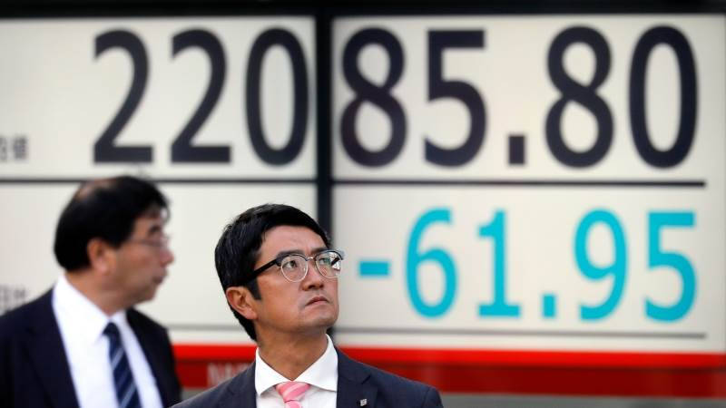 Asian markets red despite positive China comments