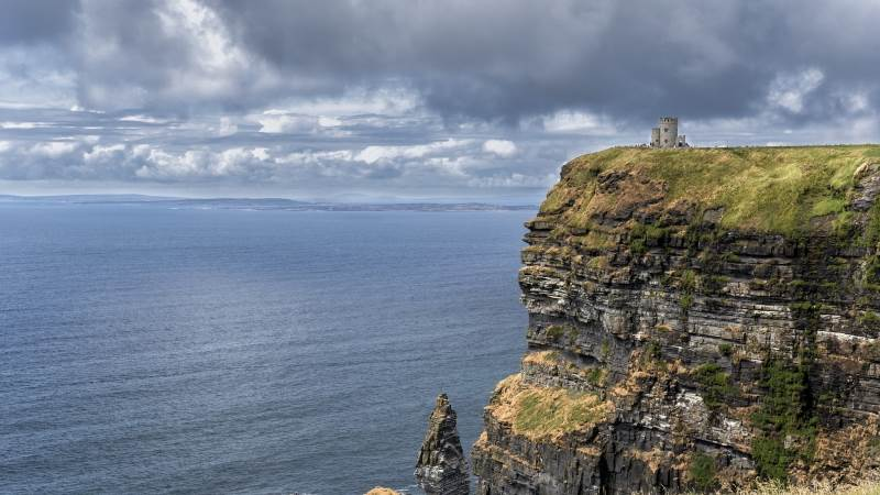 Irish Sea to include border in case of no-deal Brexit - report