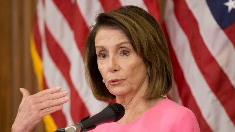 Pelosi calls for 'real action' against gun violence