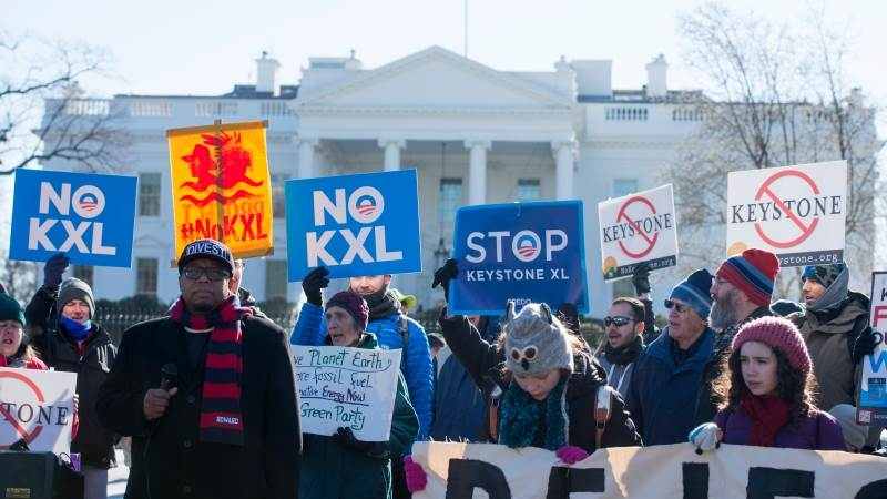 Keystone XL blocked at federal court in Montana