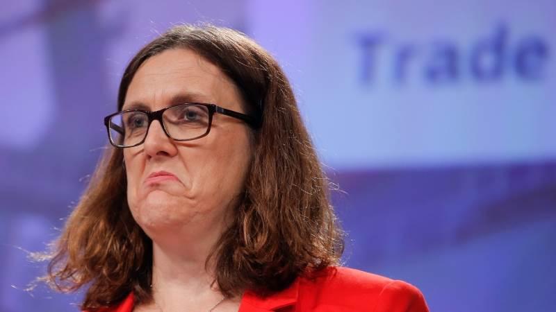 Malmstrom: EU will retaliate against US car tariffs