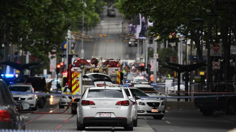 ISIS takes responsibility for Melbourne stabbing