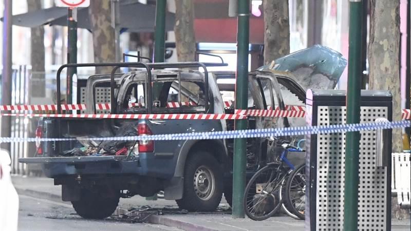 Stabbing in Melbourne leaves multiple injured