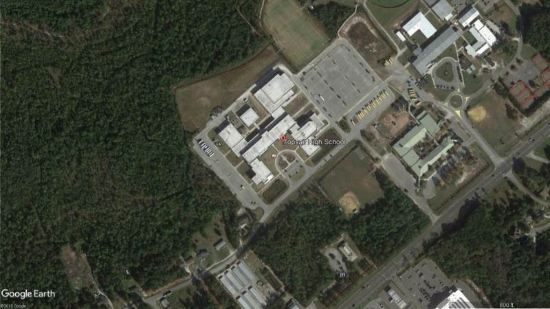 Active shooter situation reported in N.Carolina school