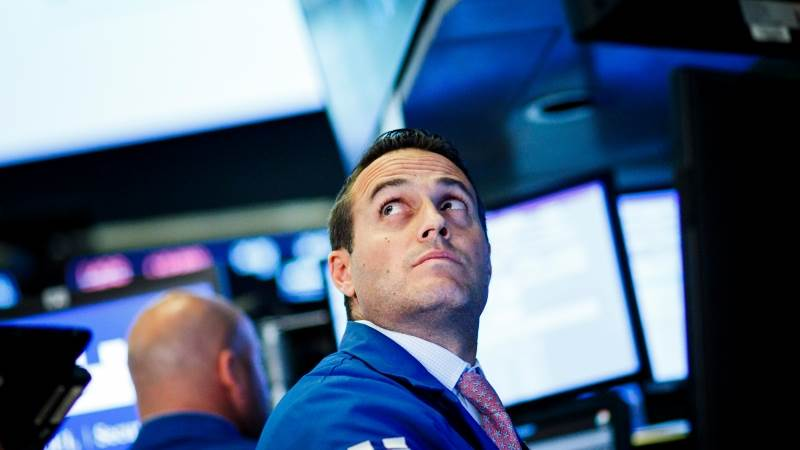Wall Street opens lower, Fed rate decision in focus