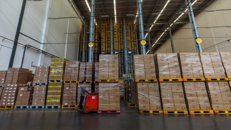 US wholesale inventories up by 0.4% in September
