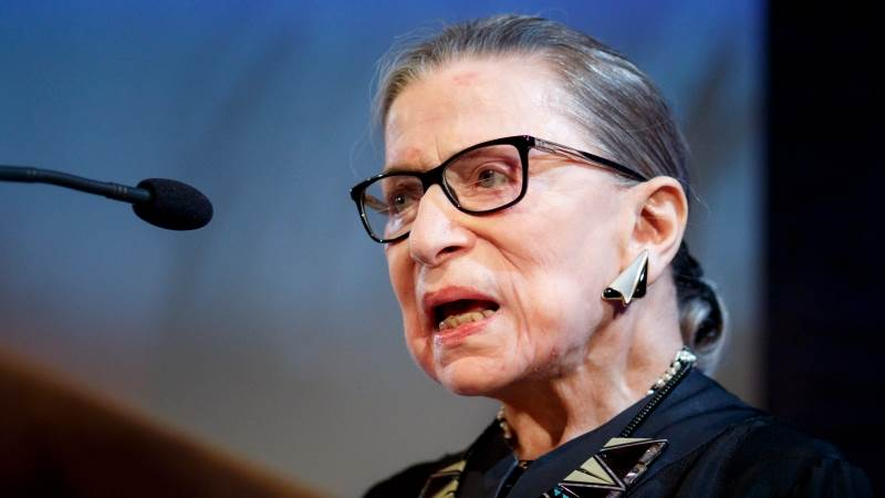 Ruth Bader Ginsberg released from hospital after injury
