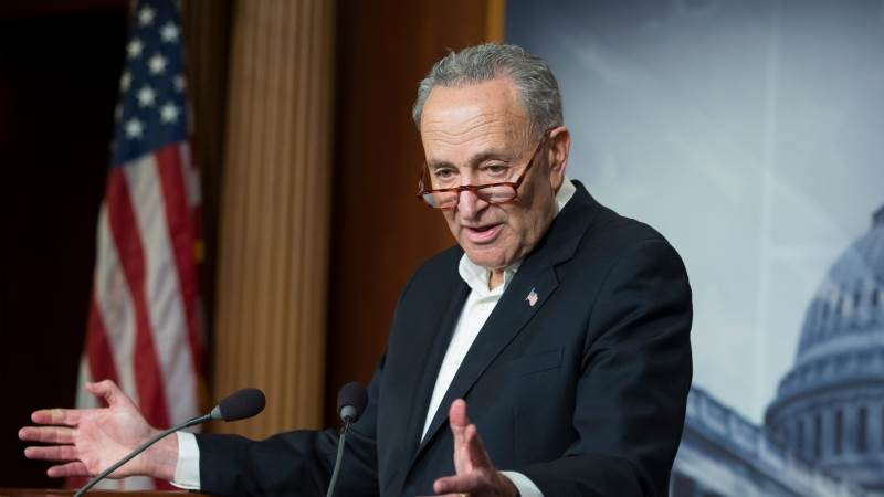 Trump's AG pick not legal - Schumer