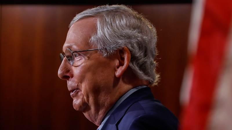 Legislation protecting Mueller not needed - McConnell