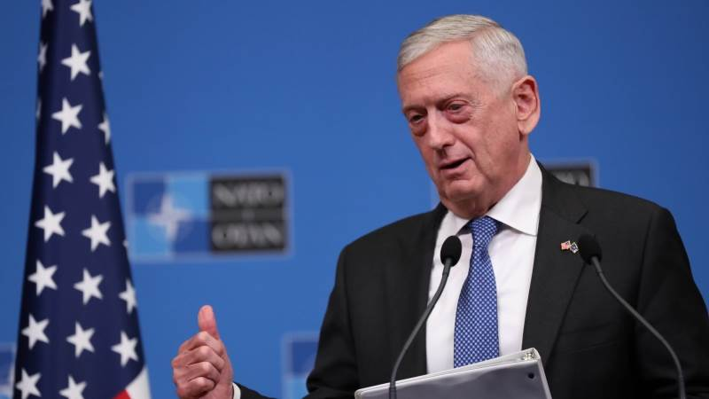 Mattis urges military dialogue with China