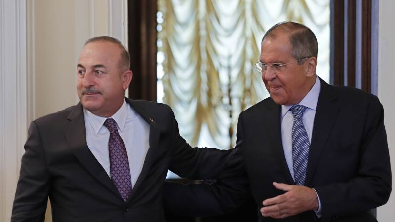 Ankara, Moscow discuss upcoming Astana meeting