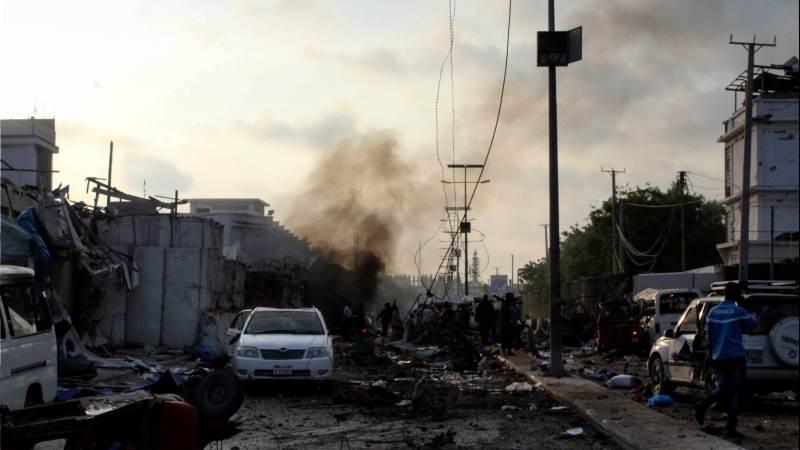 Car bombings in Mogadishu kill at least 41