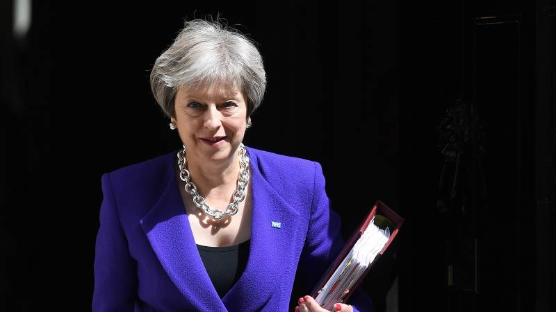 May to MPs: It is time to do what is right for UK