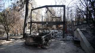 Death toll from California wildfires reaches 50
