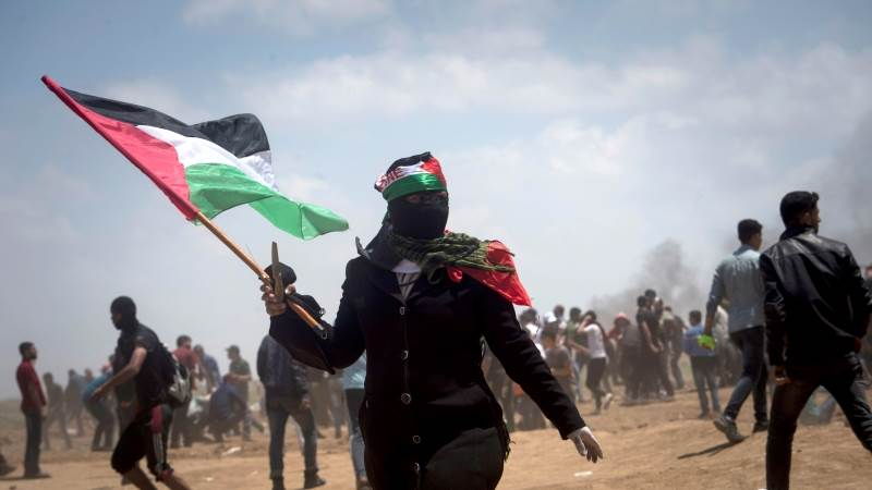 Hamas hails Lieberman's resignation as 'victory for Gaza'