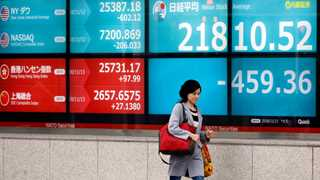 Equities in Asia-Pacific mixed after APEC summit