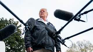 Trump hints at govt shutdown over border wall funding