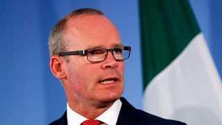 Irish FM dismisses possibility of Brexit deal overhaul