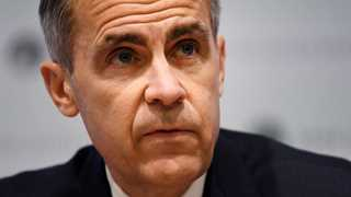 Carney: Brexit deal gives support to UK economy