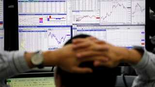 Treasuries, Bunds rally as stocks get pummeled