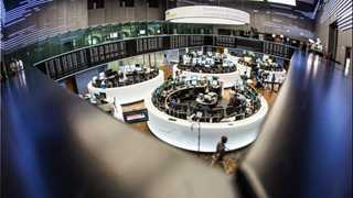Europe ends with sharp losses amid global selloff