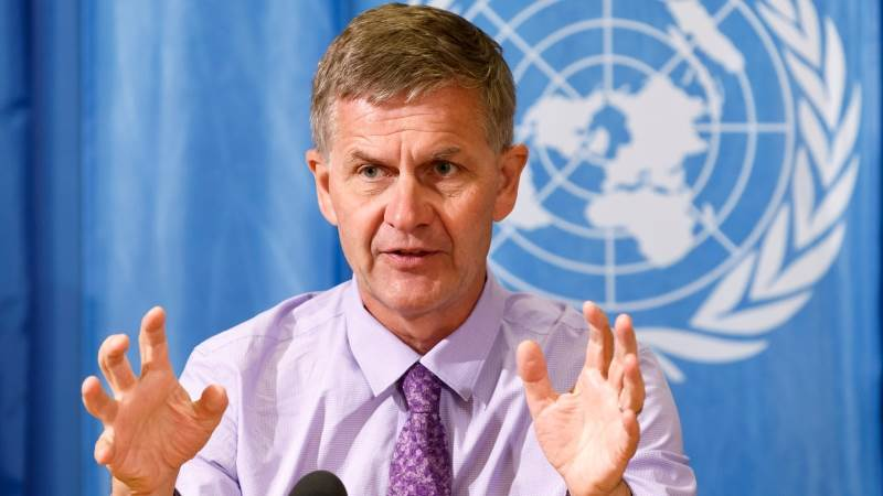 UN environment head steps down over expenses