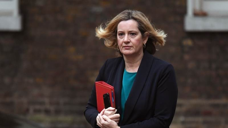 Rudd: Commons will stop no-deal Brexit
